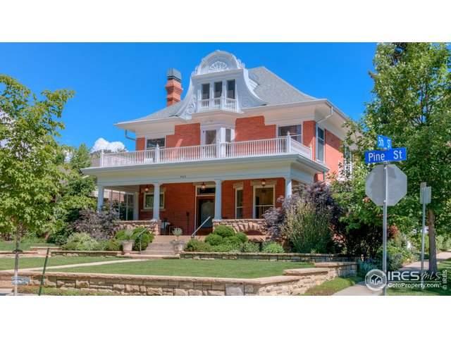 453 Pine St, Boulder, CO 80302 (MLS #921317) :: RE/MAX Alliance