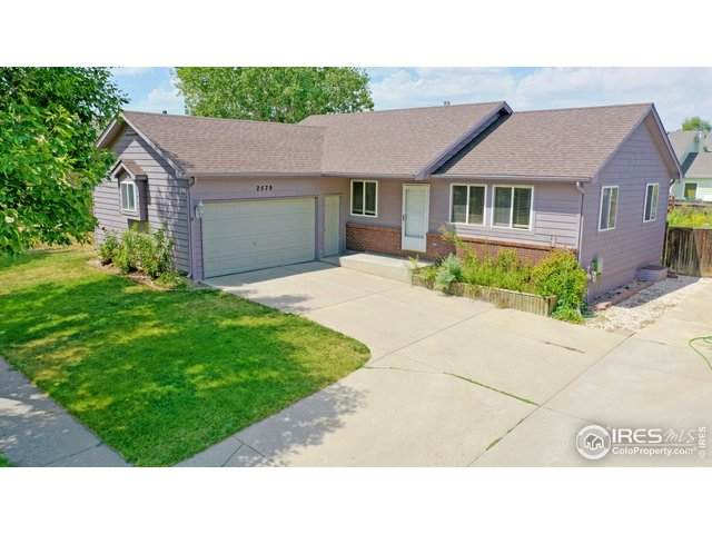 2579 W 44th St, Loveland, CO 80538 (MLS #921332) :: RE/MAX Alliance