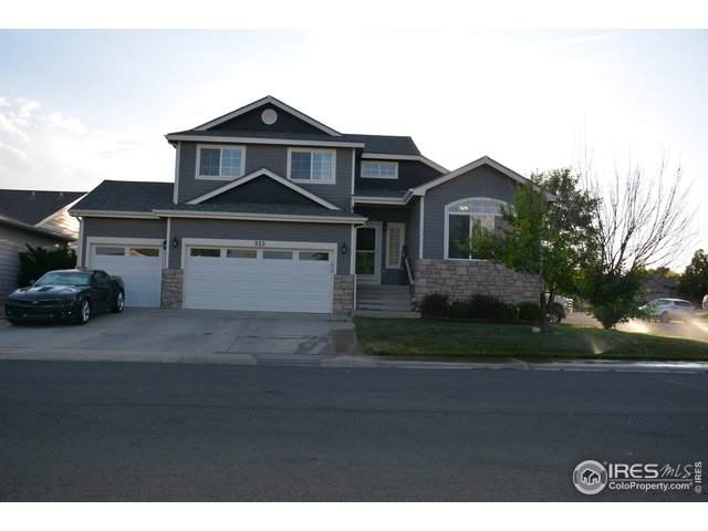 913 Cliffrose Way, Severance, CO 80550 (#921340) :: James Crocker Team