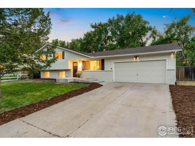 3005 Meadowlark Ave, Fort Collins, CO 80526 (#921349) :: milehimodern