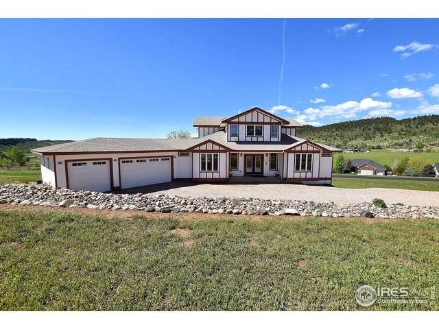 7644 Bison Bluff St, Loveland, CO 80538 (MLS #921350) :: Bliss Realty Group