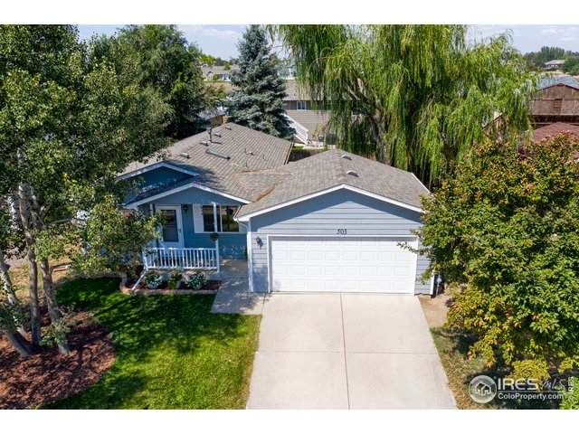 503 Mallard Dr, Severance, CO 80550 (MLS #921351) :: Bliss Realty Group