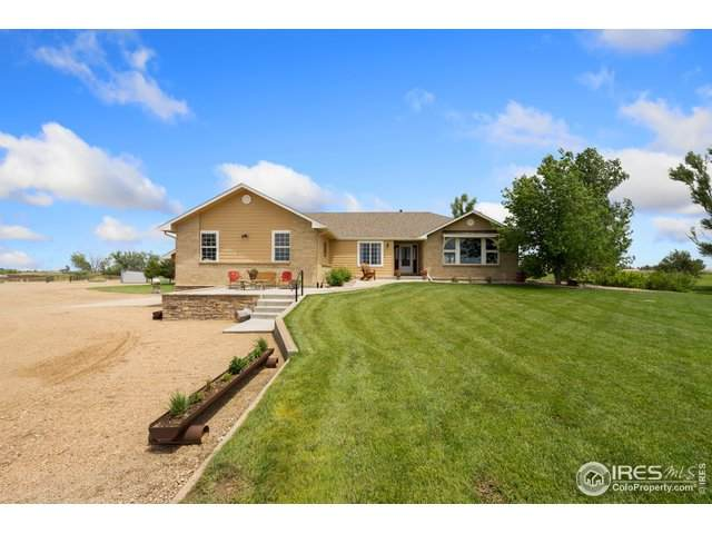17688 County Road 29, Platteville, CO 80651 (#921353) :: My Home Team