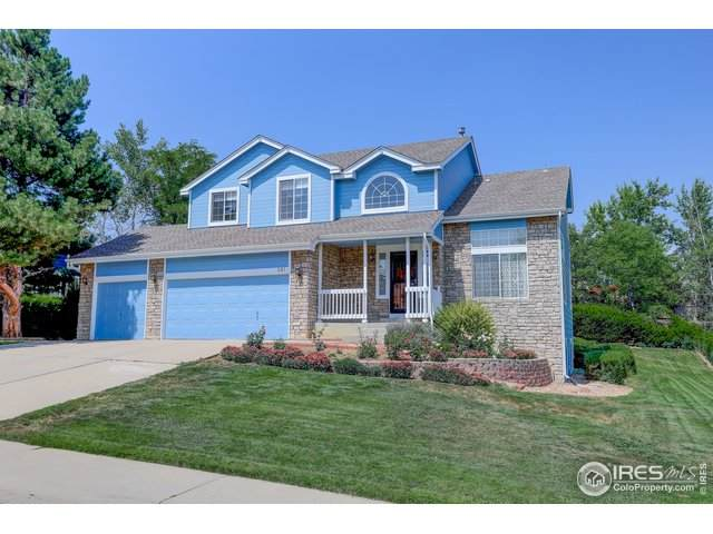 581 W Willow Ct, Louisville, CO 80027 (MLS #921357) :: 8z Real Estate
