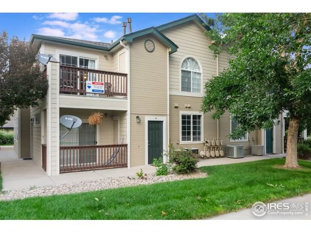 3002 W Elizaberth St H, Fort Collins, CO 80521 (#921364) :: The Griffith Home Team