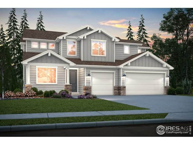 1646 Marbeck Dr, Windsor, CO 80550 (MLS #921381) :: J2 Real Estate Group at Remax Alliance