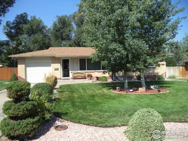 1519 28th Ave Ct, Greeley, CO 80634 (MLS #921390) :: Wheelhouse Realty