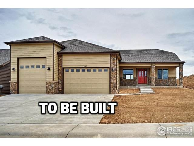 3138 Dunbar Way, Johnstown, CO 80534 (MLS #921394) :: HomeSmart Realty Group