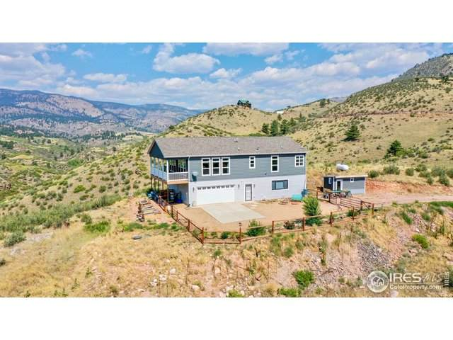 889 Stagecoach Trl, Lyons, CO 80540 (MLS #921413) :: RE/MAX Alliance