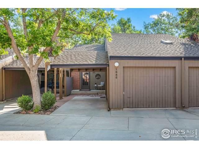 1545 48th St, Boulder, CO 80303 (MLS #921423) :: 8z Real Estate