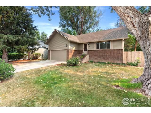 1419 Centennial Rd, Fort Collins, CO 80525 (MLS #921434) :: Fathom Realty