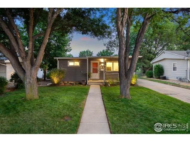 124 E 22nd St, Loveland, CO 80538 (MLS #921441) :: 8z Real Estate