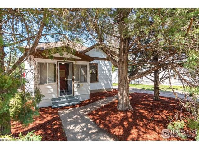 408 Laporte Ave, Fort Collins, CO 80521 (MLS #921464) :: Tracy's Team