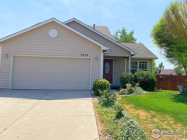 3018 Swallow Ct, Evans, CO 80620 (MLS #921470) :: 8z Real Estate