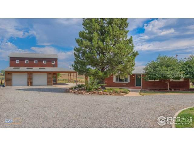 8071 Woodland Rd, Longmont, CO 80503 (MLS #921483) :: J2 Real Estate Group at Remax Alliance