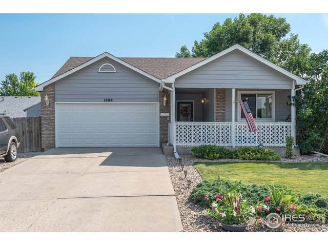 1688 Tracy Dr, Loveland, CO 80537 (MLS #921484) :: 8z Real Estate