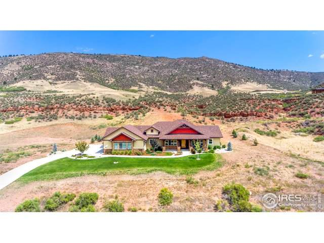 10232 Buckhorn Ridge Way, Loveland, CO 80538 (MLS #921488) :: Neuhaus Real Estate, Inc.