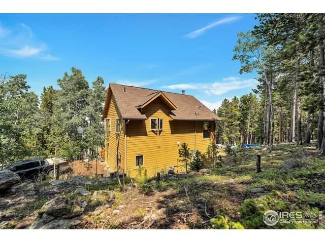 508 Paiute Rd, Evergreen, CO 80439 (MLS #921497) :: Wheelhouse Realty