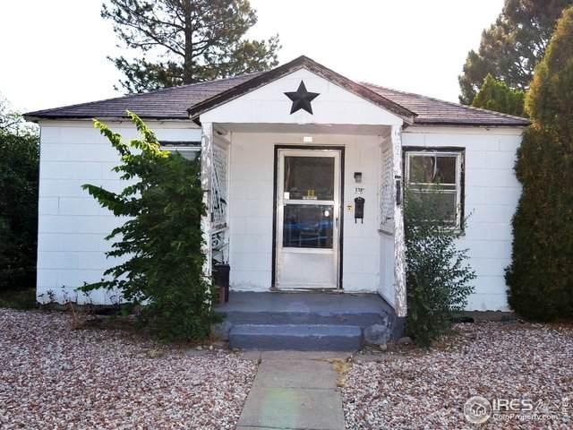534 Delta Ave, Akron, CO 80720 (MLS #921498) :: 8z Real Estate