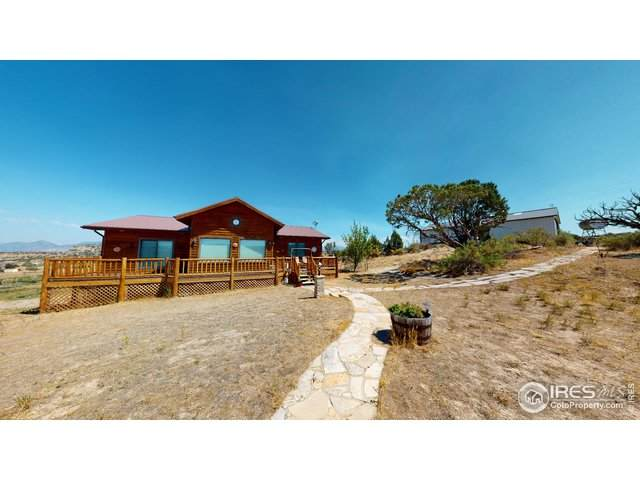 795 County Road 326, Silt, CO 81652 (MLS #921503) :: 8z Real Estate