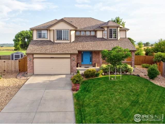 3836 Martin Ln, Johnstown, CO 80534 (#921505) :: The Margolis Team