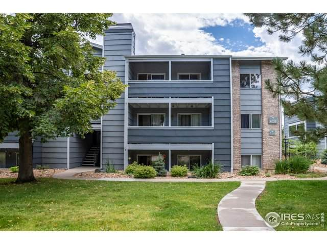4658 White Rock Cir #12, Boulder, CO 80301 (MLS #921506) :: Tracy's Team