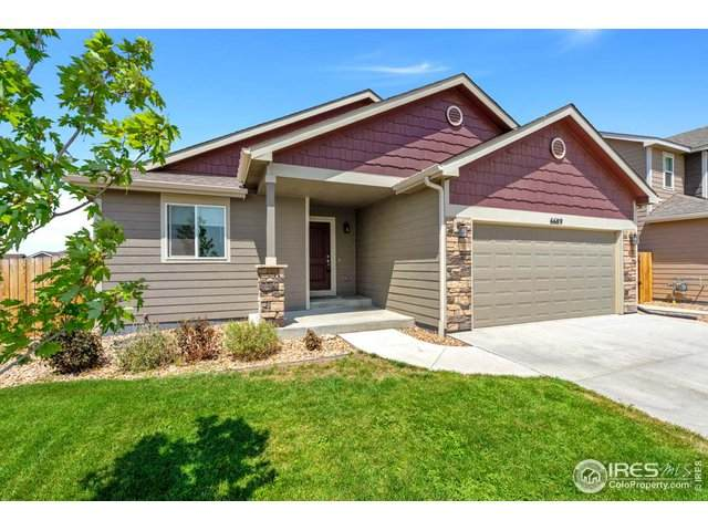 6689 6th St, Frederick, CO 80530 (MLS #921521) :: Tracy's Team