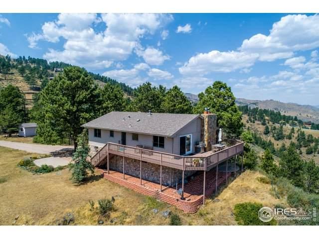 6300 Feldspar Ct, Bellvue, CO 80512 (MLS #921536) :: 8z Real Estate