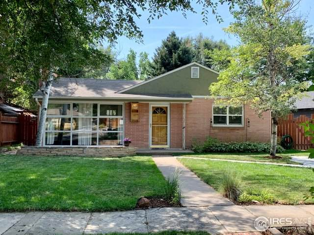 309 Garfield St, Fort Collins, CO 80524 (MLS #921538) :: J2 Real Estate Group at Remax Alliance