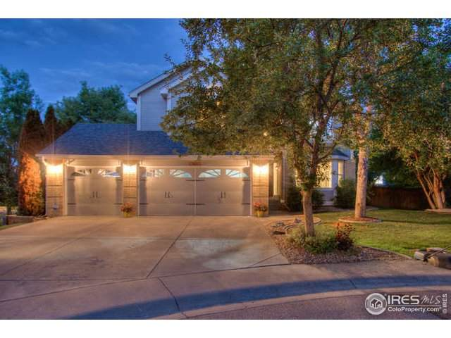 464 Crestone Ct, Loveland, CO 80537 (MLS #921556) :: Tracy's Team