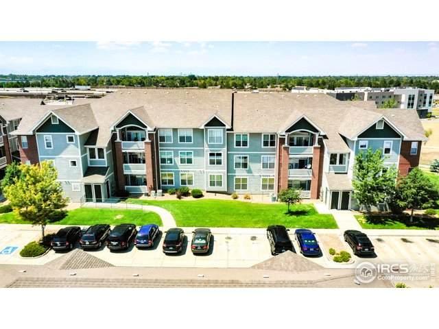 14323 E 1st Dr #108, Aurora, CO 80011 (#921558) :: Peak Properties Group