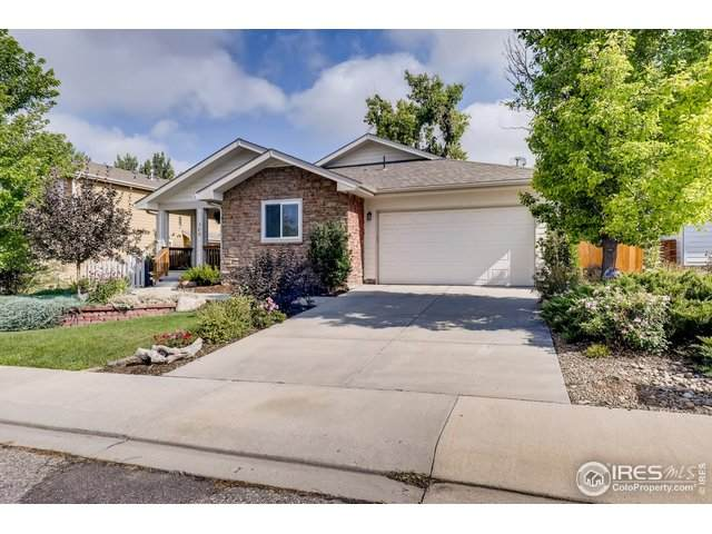 706 Sugar Mill Ave, Longmont, CO 80504 (MLS #921565) :: 8z Real Estate