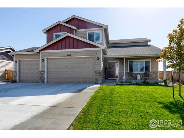 6848 Sage Meadows Dr, Wellington, CO 80549 (MLS #921568) :: J2 Real Estate Group at Remax Alliance