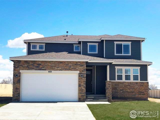 602 Conestoga Dr, Ault, CO 80610 (#921580) :: Kimberly Austin Properties
