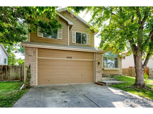 4420 Monaco Pl, Fort Collins, CO 80525 (#921588) :: The Margolis Team