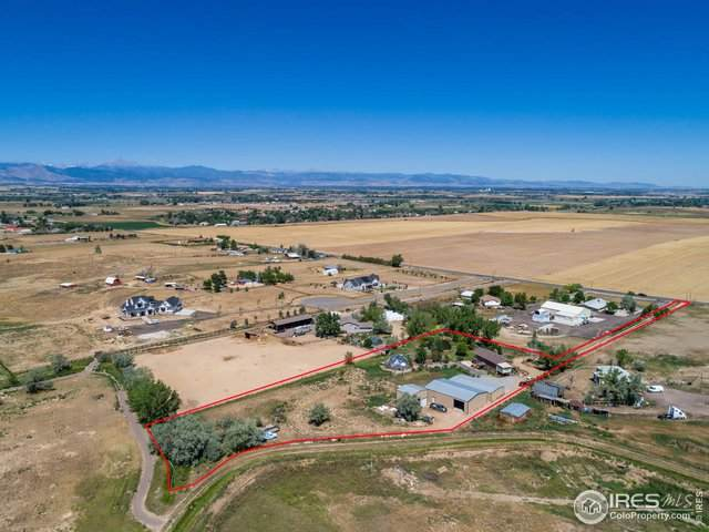 2606 County Road 12, Erie, CO 80516 (MLS #921616) :: Downtown Real Estate Partners
