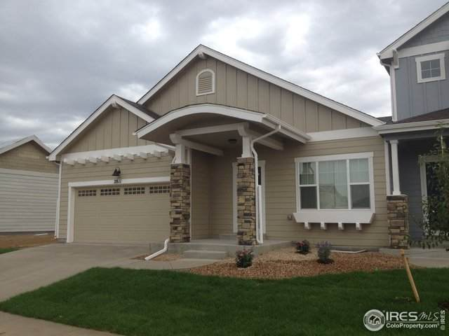 2811 Exmoor Ln, Fort Collins, CO 80525 (MLS #921642) :: RE/MAX Alliance