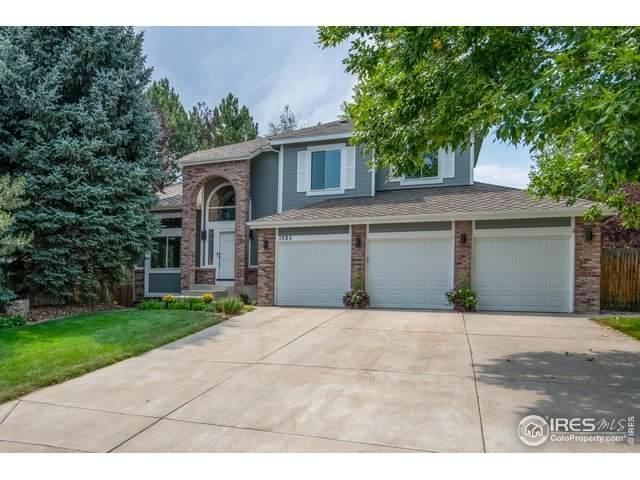 1525 Ridgeview Dr, Louisville, CO 80027 (MLS #921683) :: 8z Real Estate