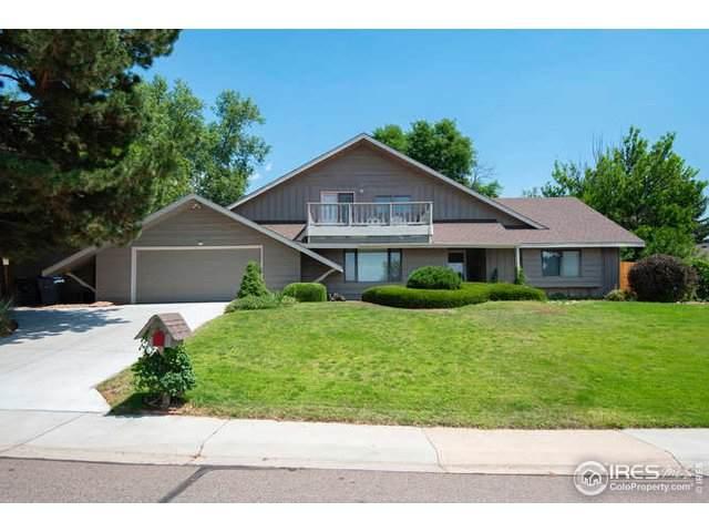 1212 Princeton Dr, Longmont, CO 80503 (MLS #921686) :: 8z Real Estate