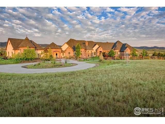 5740 Lambert Ranch Trl, Sedalia, CO 80135 (#921697) :: The Brokerage Group