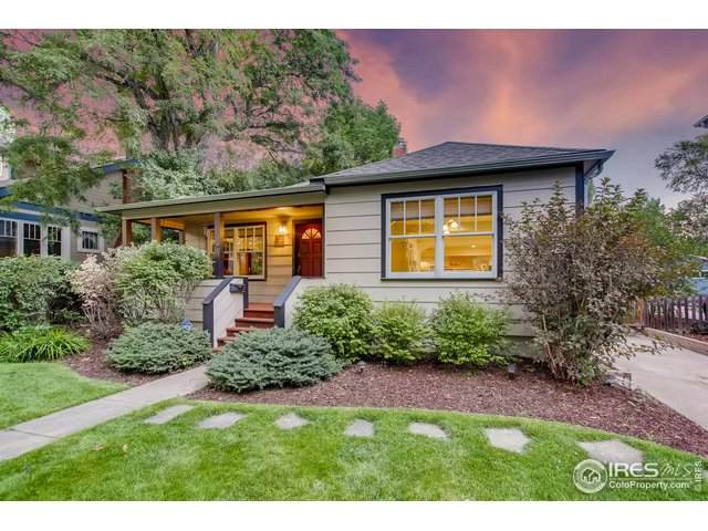 1420 W Mountain Ave, Fort Collins, CO 80521 (MLS #921709) :: 8z Real Estate