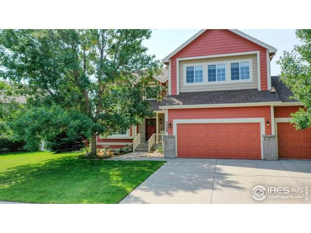 1209 Forrestal Dr, Fort Collins, CO 80526 (MLS #921715) :: Wheelhouse Realty