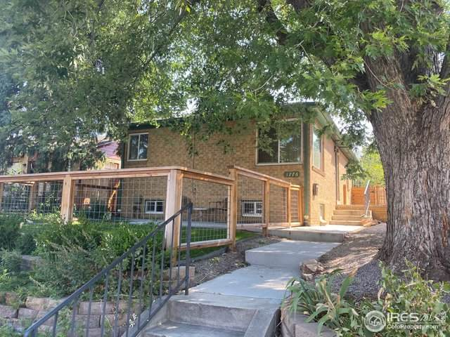 3776 Osceola St, Denver, CO 80212 (MLS #921719) :: Downtown Real Estate Partners