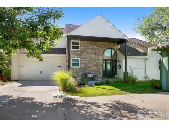 402 Fairfield Ln, Louisville, CO 80027 (MLS #921729) :: 8z Real Estate