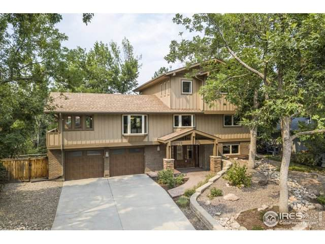 4780 Mckinley Dr, Boulder, CO 80303 (MLS #921735) :: Keller Williams Realty