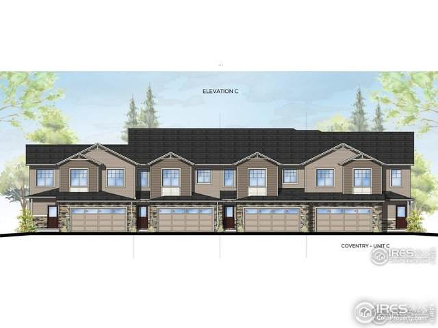 455 Whisper Wind Ln #106, Castle Rock, CO 80104 (MLS #921743) :: 8z Real Estate