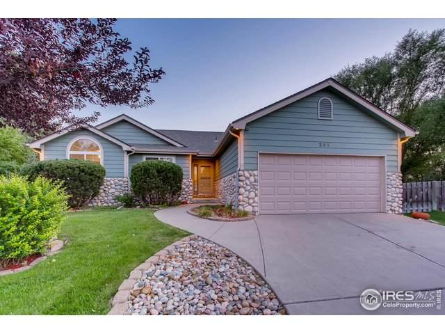 243 Opal Ct, Windsor, CO 80550 (#921748) :: Compass Colorado Realty