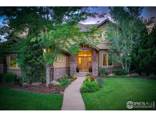 6015 Wild View Dr, Fort Collins, CO 80528 (MLS #921749) :: 8z Real Estate