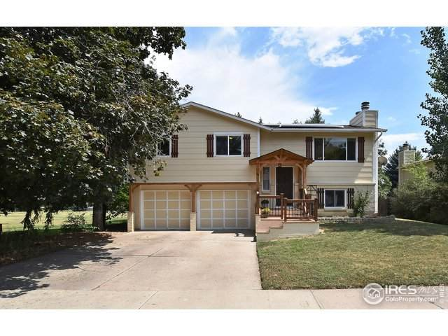 618 Rocky Rd, Fort Collins, CO 80521 (MLS #921756) :: Bliss Realty Group