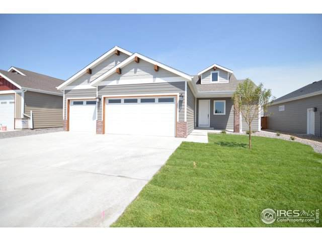 513 11th Ave, Wiggins, CO 80654 (MLS #921759) :: The Sam Biller Home Team